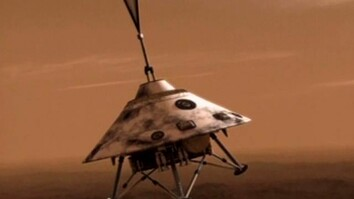 Polar Probe to Land on Mars