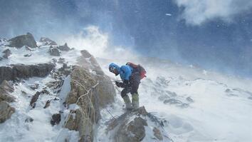 NG Live!: Gerlinde Kaltenbrunner: Conquering K2