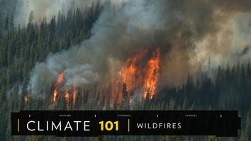 Climate 101: Wildfires