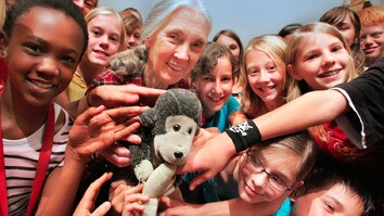 Jane Goodall: Making the World a Better Place