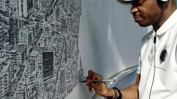 Could You Draw An Entire City From Memory? This Artist Can.