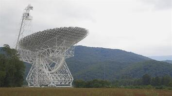 The World's Largest Fully Steerable Telescope