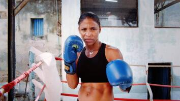 Banned For Being a Woman: Boxer Doesn't Stop Fighting