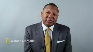 Wynton Marsalis' Nat Geo Bee Question