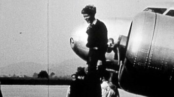 Never Before Seen Amelia Earhart Film Found