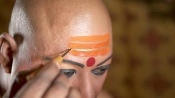 Transgender community celebrates historic inclusion at Hindu festival