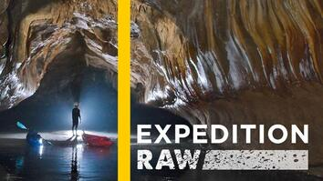 Watch: Inside the World's Longest Sea Caves