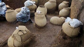 Bodies in Urns Found in 1,000-Year-Old Cemetery
