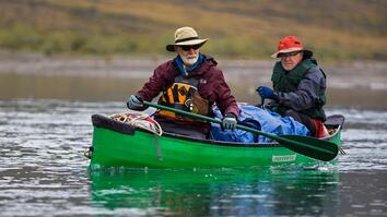 Now in Their 70s, Two Friends Return to the Arctic for One More Adventure