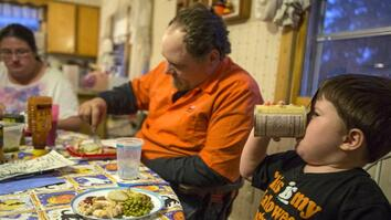 A Family Faces Food Insecurity in America's Heartland