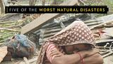 Rare Footage of Some of the World's Worst Natural Disasters