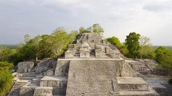 Video: Rare Footage of Belize's Ancient Maya Sacrificial Cave