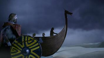 Watch Paper Ships and Vikings Set Sail on a Stop Motion Adventure