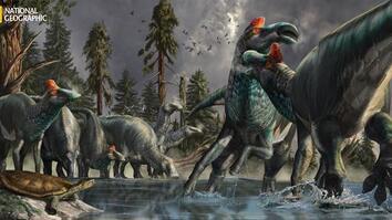 Edmontosaurus Reimagined