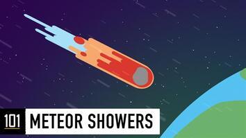Meteor Showers 101