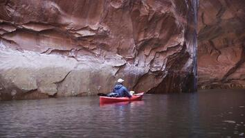 Rediscovering Glen Canyon's lost wonders by kayak