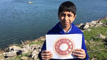 Arkansas Nat Geo Bee Champ Creates World Peace