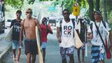 Meet the Surfers Redefining Brazil's Largest Favela