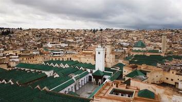 Discover the Ancient Medina of Fez