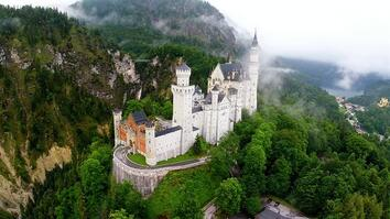 Visit an Immense, Real-Life Fairy-Tale Castle