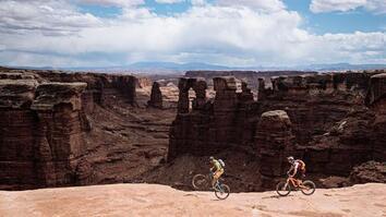 Rubber to Red Rock: Biking Utah's Great Deserts