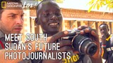 Meet South Sudan's Future Photojournalists